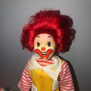 *SOLDRonald McDonald McDonalds Barbie Vintage doll